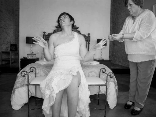 Susana & Xavi – Una boda íntima en Masia Notari de Vilanova i la Geltrú