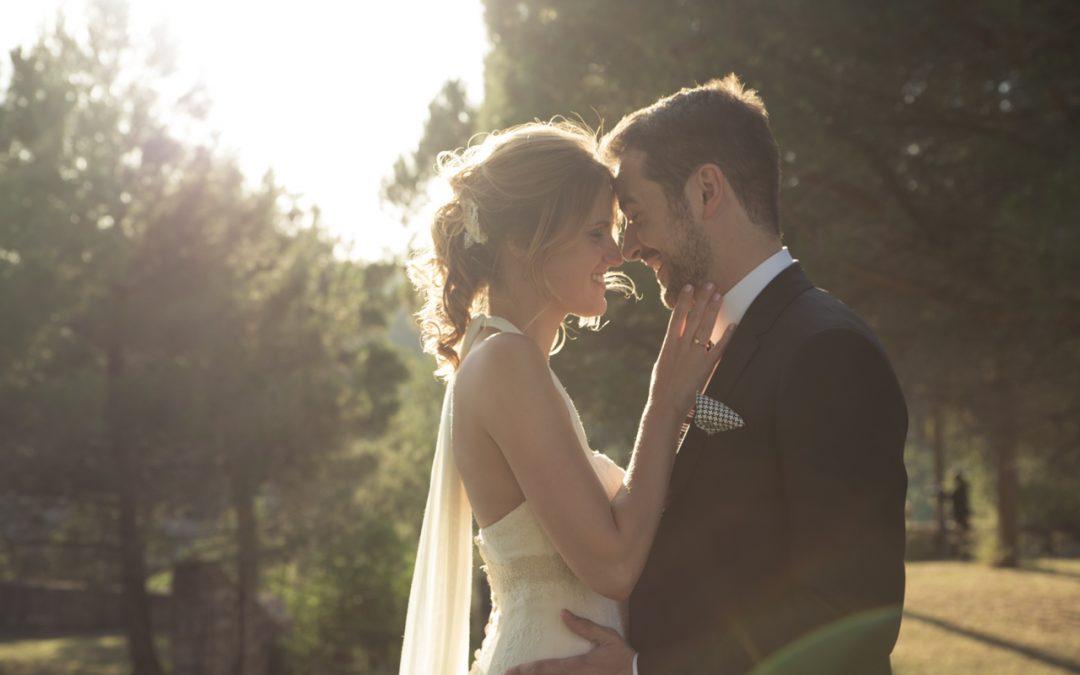 Una boda romántica a Ca n'Alzina